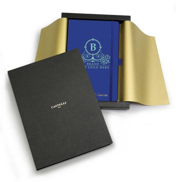 blue matra giftset with digital print