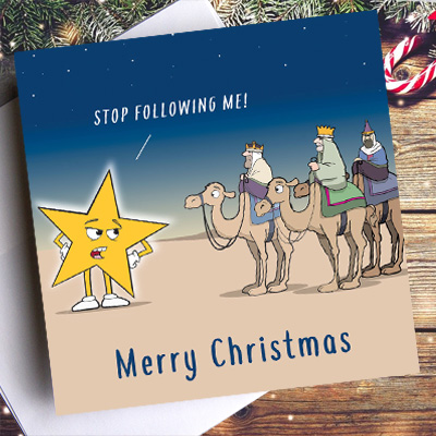 funny christmas cards 1