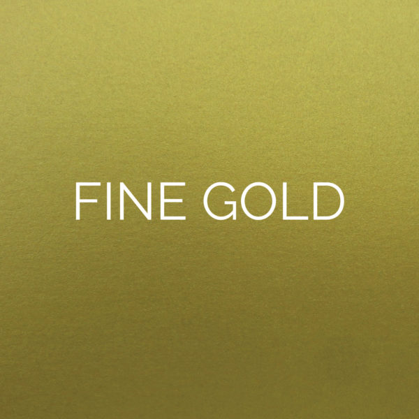 laser cut fine gold