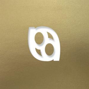 laser logo antique gold 1