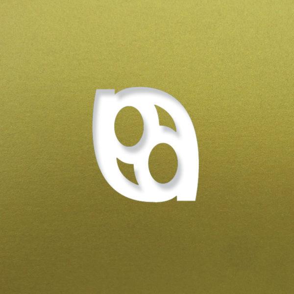 laser logo fine gold