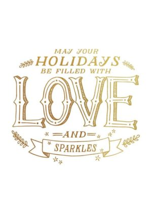 love and sparkles