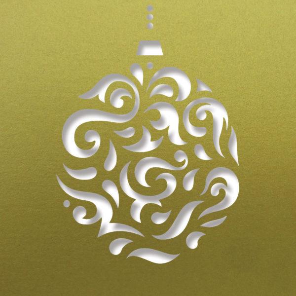 magi bauble fine gold