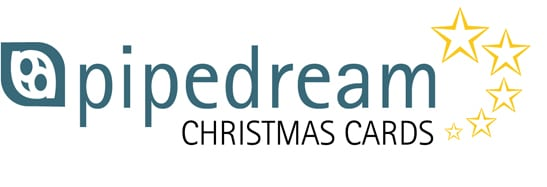 Pipedream Christmas Cards