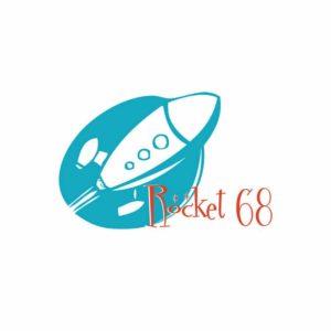 Rocket 68 - Vintage Christmas Cards