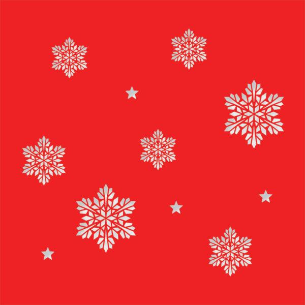 snowflake stars chilli