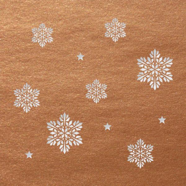 snowflake stars cooper