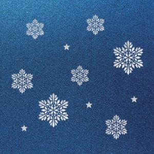 snowflake stars lapis laluz